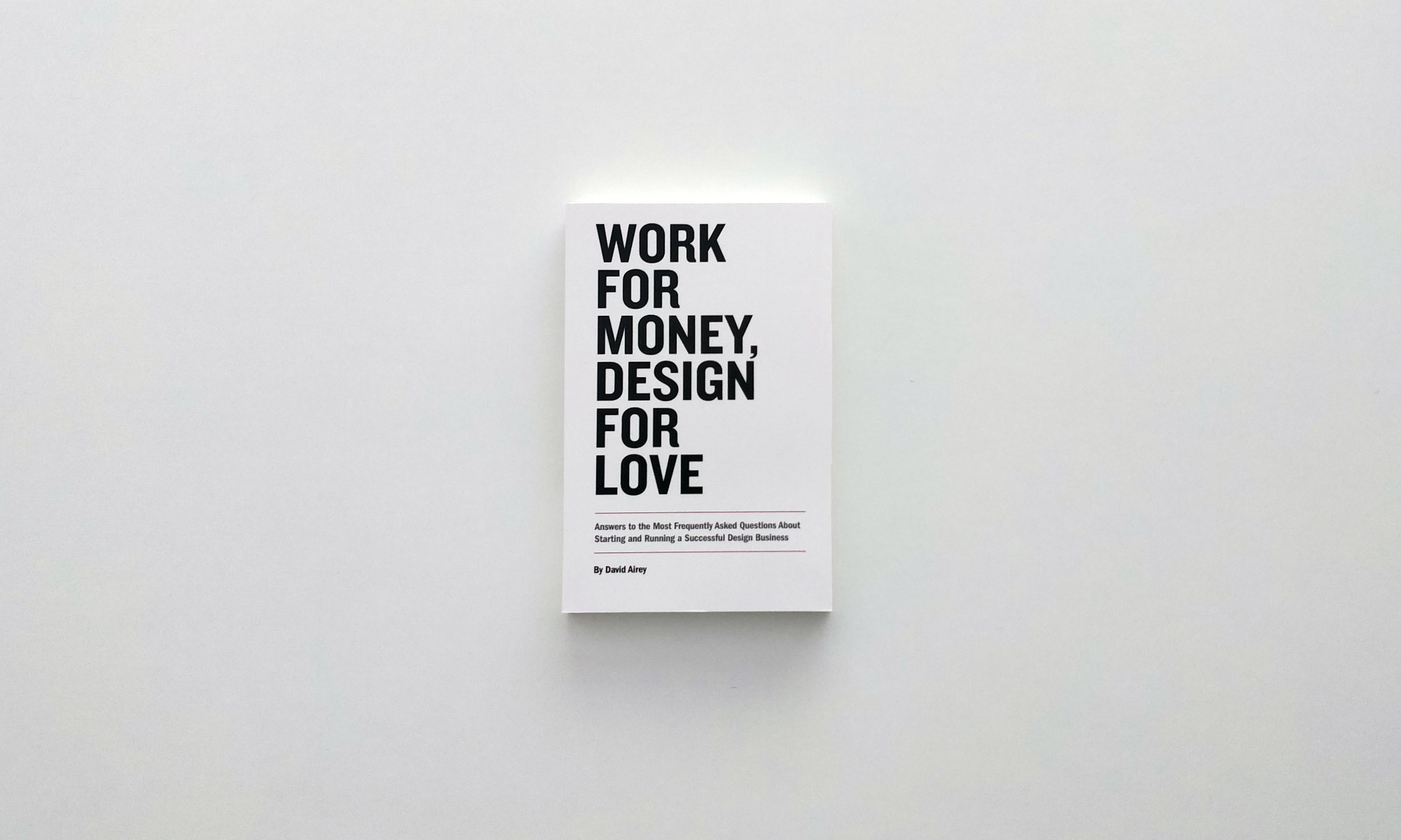 work for monay design for love